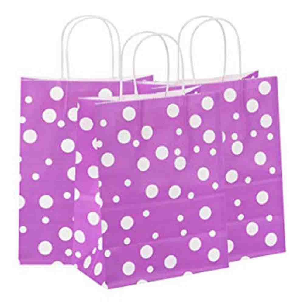 well known cheap for sale meet GIFT BAG BIG SIZE (WHITE & PURPLE DESIGN)